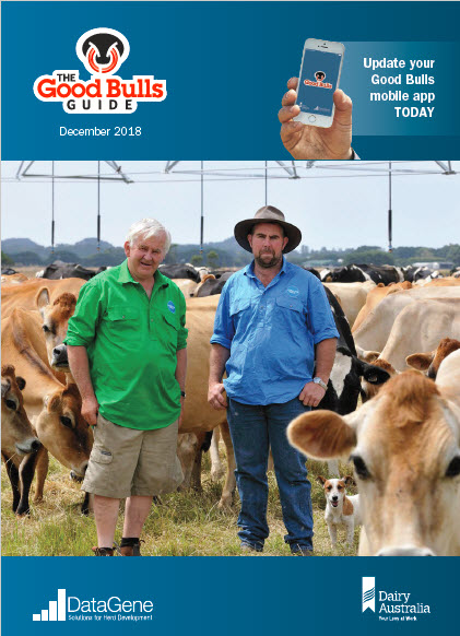 Good Bulls Guide Front Cover December 2018